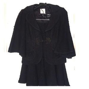 Nanette Lepore Black suit